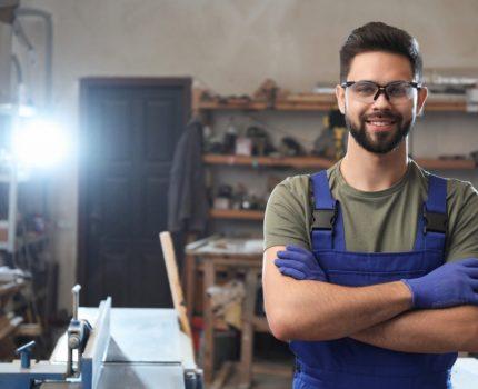 Jak ułatwić sobie pracę, by jednocześnie było bezpieczniej?
