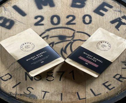 Kawa o smaku whisky już w sprzedaży!