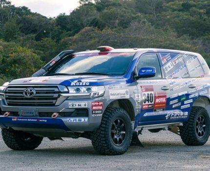 Land Cruiser 200 jedzie po 8. zwycięstwo w Rajdzie Dakar