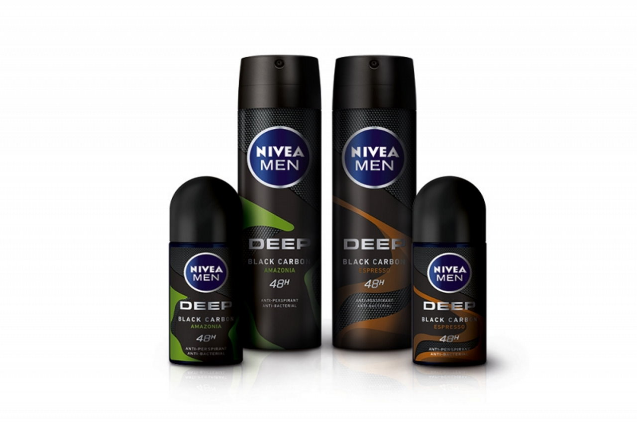 Antyperspiranty NIVEA MEN