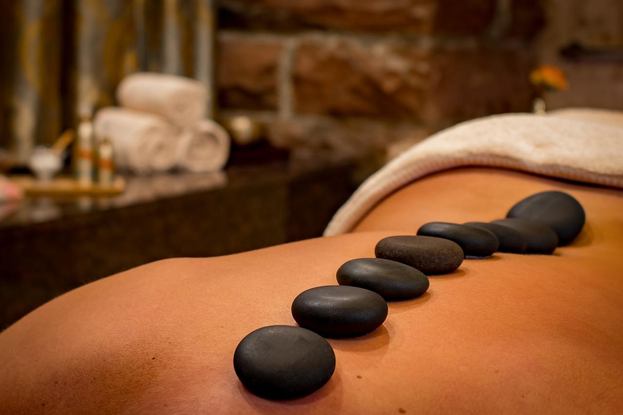 Masaż orientalny ukoi ciało