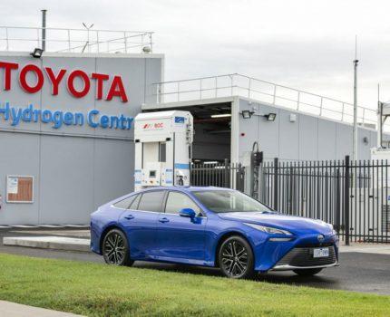 Toyota produkuje w Australii zielony wodór